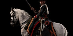 Battle Of Waterloo Soldiers Remembered In Photo Portraits
