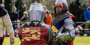 Where To Learn Medieval Skills In London