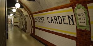 Covent Garden Tube Station... In Shropshire