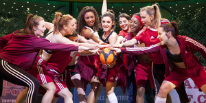 Back Of The Net For Bend It Like Beckham -- Review