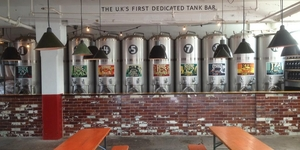 Tanks (Of Beer) Invade London