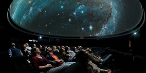Watch Sci-Fi Films In London's Only Planetarium