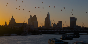 In Photos: 50 Hot Air Balloons Take To The Sky