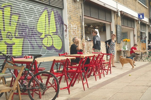 Bike Round The East End's Best Cycle Coffee Spots