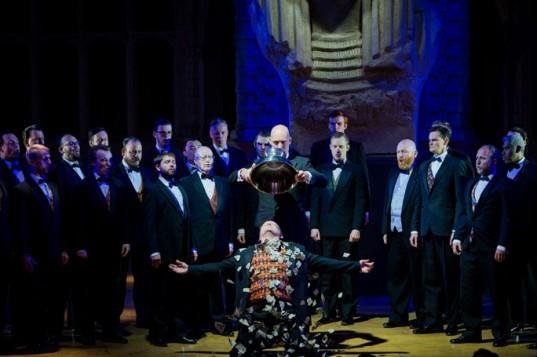 Opera Holland Park's Aida Is No Museum Piece — Review