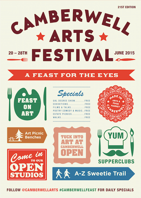 Feast On Free Culture At The Camberwell Arts Festival