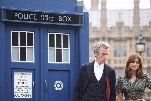 Discover The Scientific Secrets Of Doctor Who Tonight