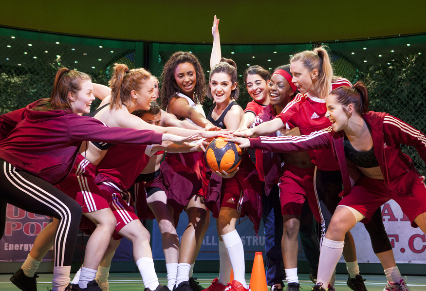 Back Of The Net For Bend It Like Beckham — Review