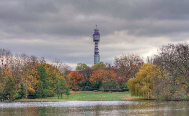 BT Tower's Revolving Restaurant Reopening This Summer