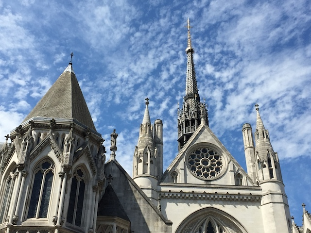 Take A Tour Of The Royal Courts Of Justice