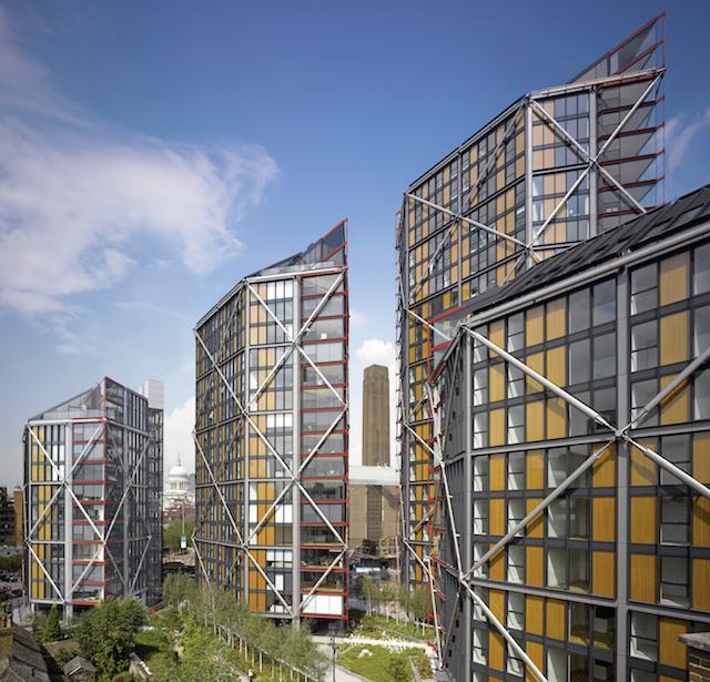 London's Best New Buildings Celebrated In RIBA Awards