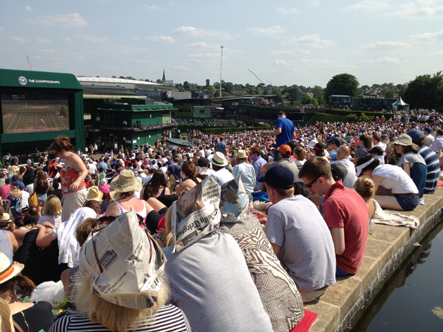 How To Queue For Wimbledon 2016