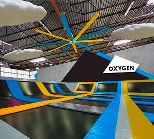 London's First Trampoline Park Opening In West Acton
