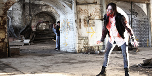 Race The Undead In Ruin, London's Latest Zombie Chase Game
