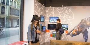 See The Future Through Virtual Reality At The Building Centre