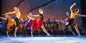 Ladysmith Black Mambazo In Zulu Ballet Inala