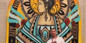 Street Art, Photography And More: St Paul's Loosens Up This Summer
