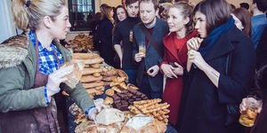 Deal Of The Day: 50% Off Food Meets Beer Festival