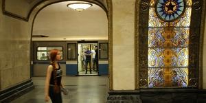 London Underground Vs Moscow Metro