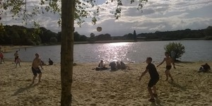 Swimming Shorts: Ruislip Lido