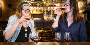 Red Or White? Win A Blindfolded Wine Tasting Session