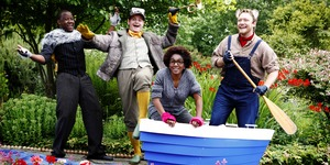 Messing About On The River: Two Great Watery Kids' Shows