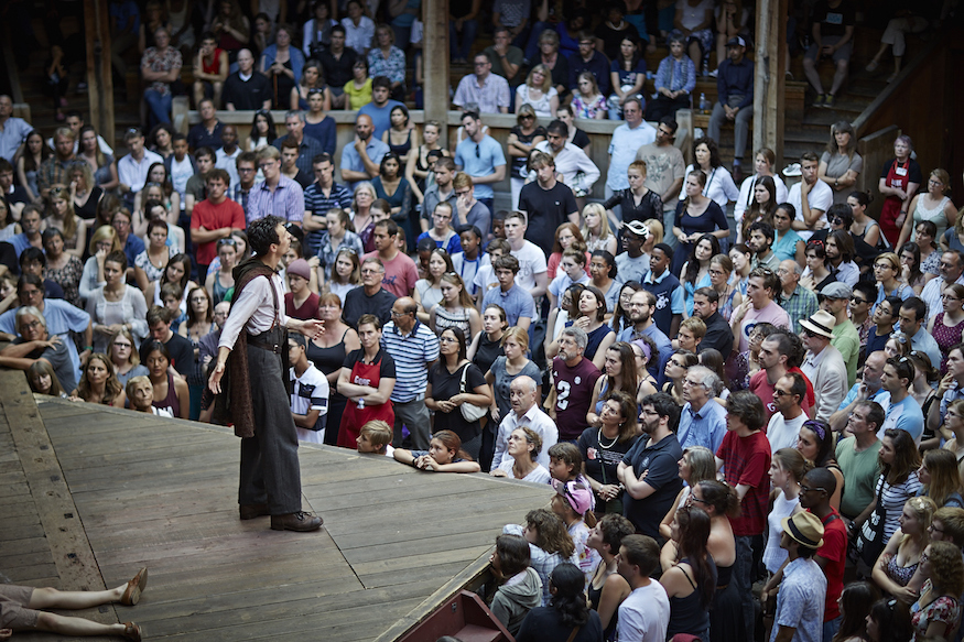 Tube Strike? Pah! Stay Out And Enjoy A Free Night At Shakespeare's Globe