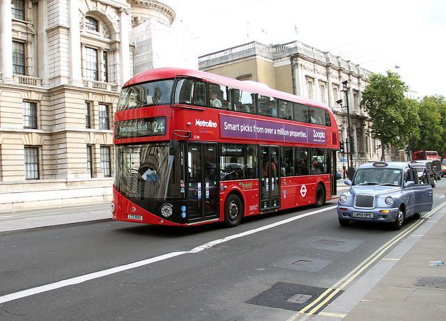 Drivers Report Safety Concerns Over Boris Buses