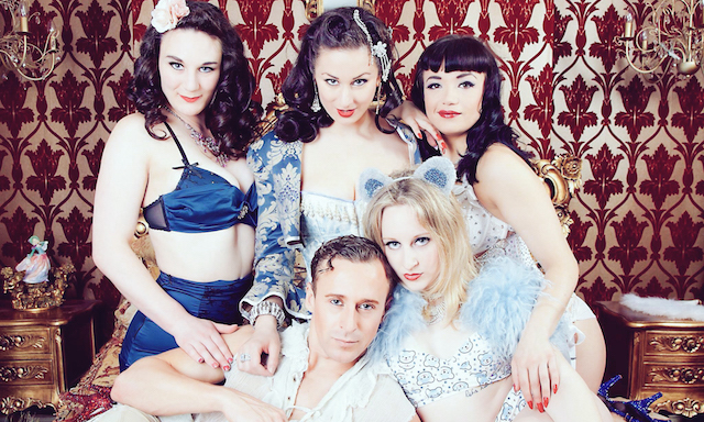 Deal Of The Day: House Of Burlesque At London Wonderground