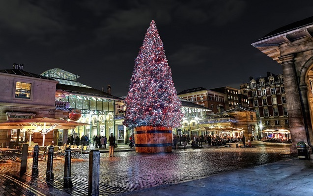 Guide To Christmas In London 2015