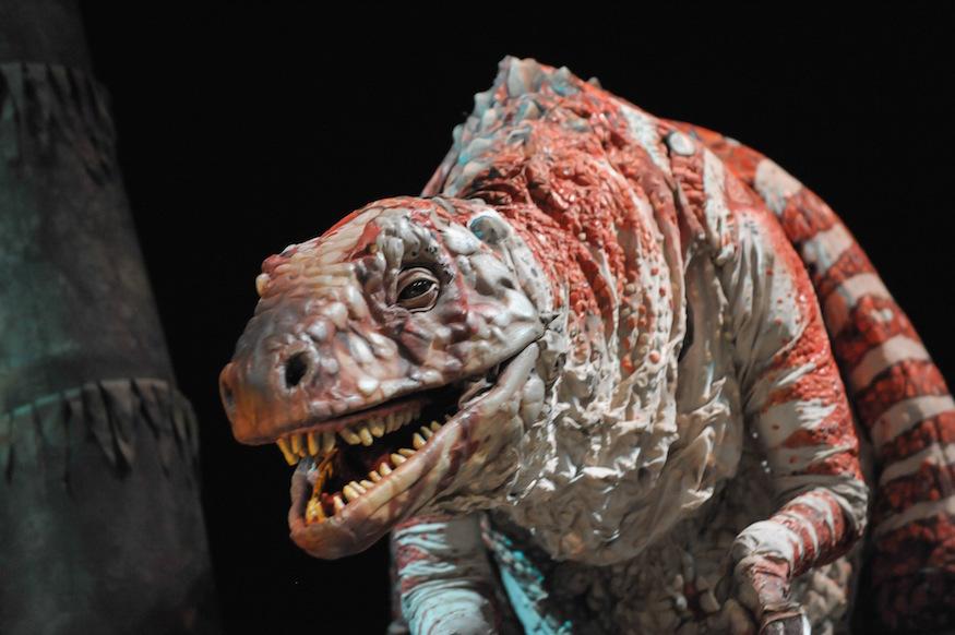 Meet Your Reptilian Relatives At Dinosaur Zoo
