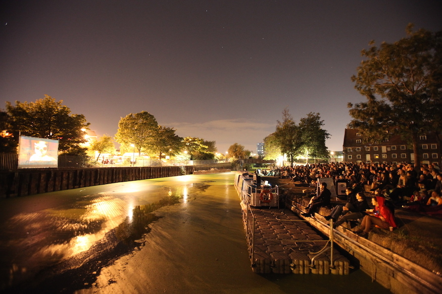 London's Floating Cinema Returns: Book Your Tickets Now