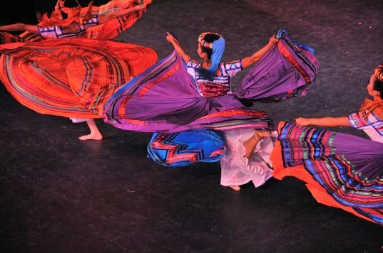 Ballet Folklorico De Mexico: Sizzling Hot Dance At The Coliseum
