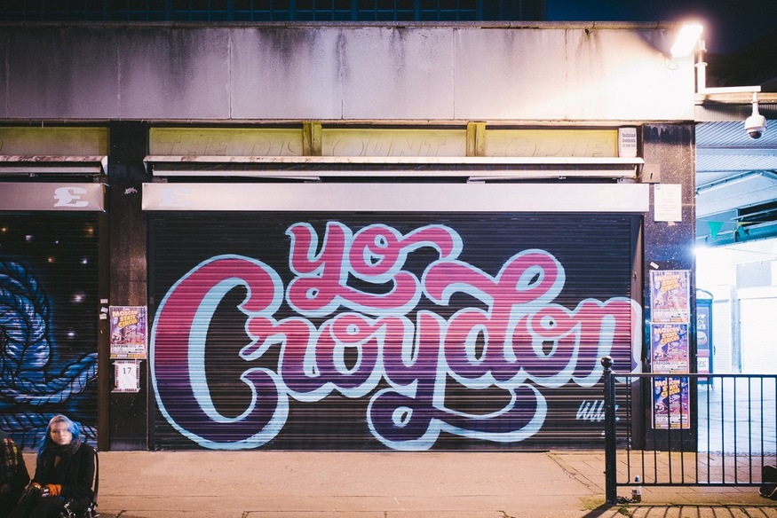 The Man Who Created Croydon's Art Quarter