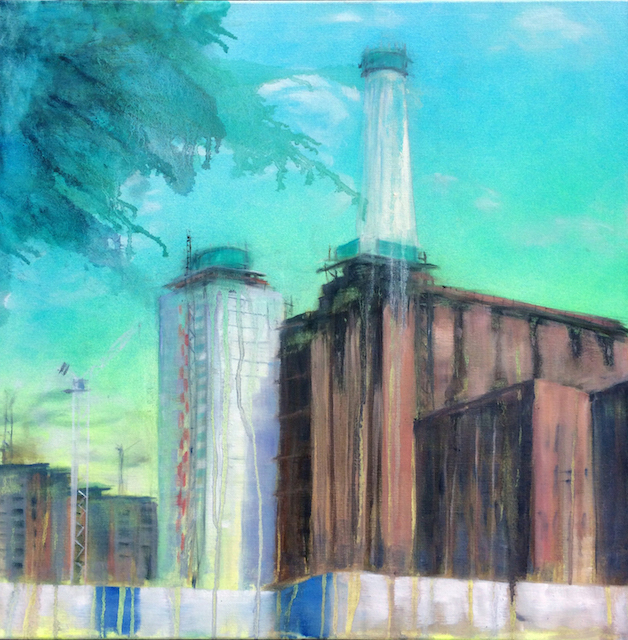 Feeling Creative? Have Your Art Displayed At Battersea Power Station