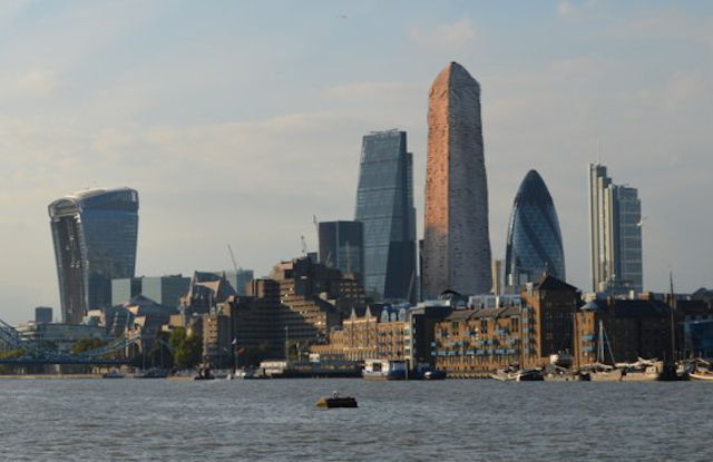 Another Supertall Skyscraper Planned For The City Of London