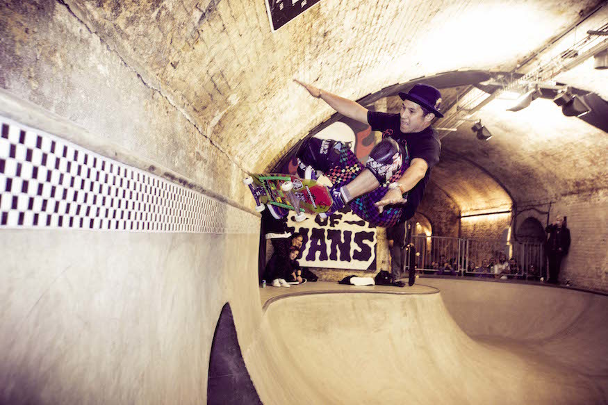 Free Family Weekend For House Of Vans First Birthday
