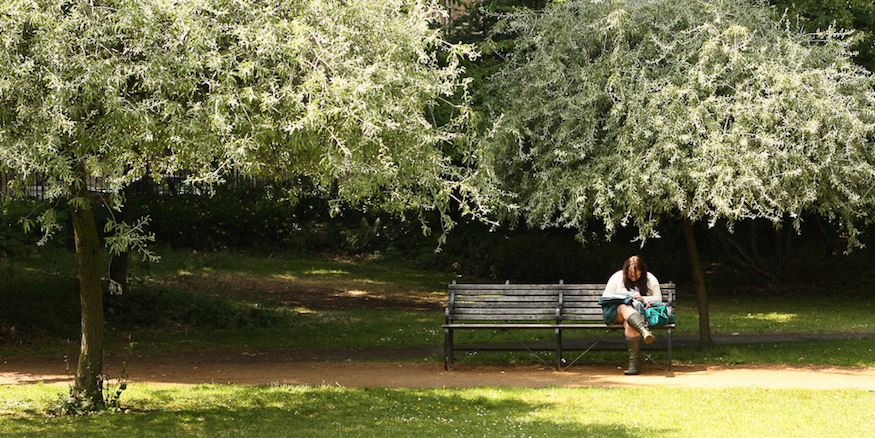 How Far Do Londoners Live From Green Spaces?