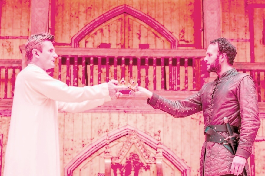 Echoes Of Ed Miliband In Globe's Shakespeare Tragedy