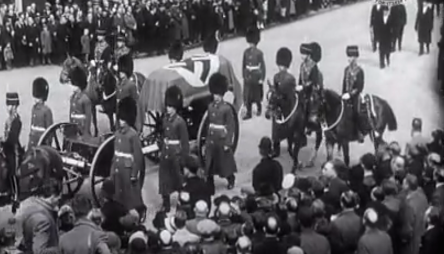 Old London Footage Added To YouTube