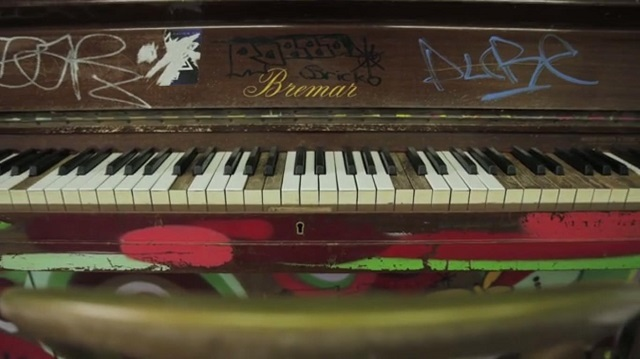 How A Street Piano Keeps The Community In Tune