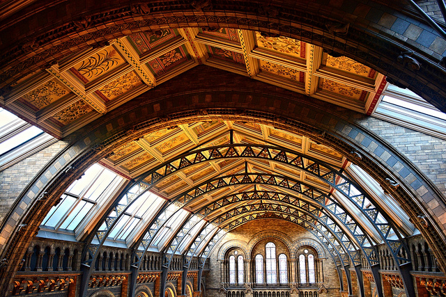 Look-Up London #1: Can You Guess These London Ceilings?