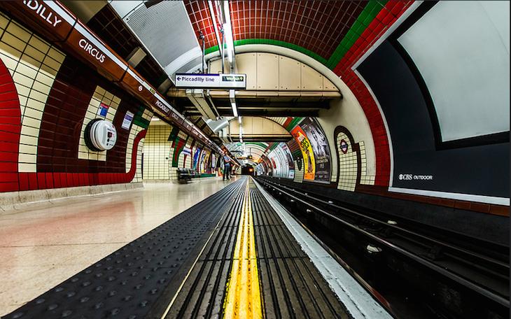 Beautiful London Tiles