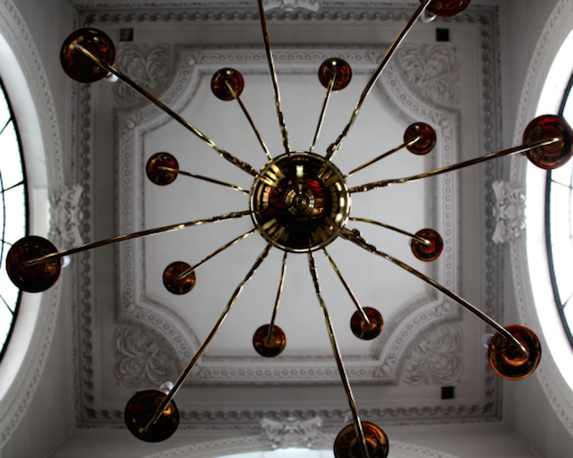 Look-Up London #2: Can You Guess These London Ceilings?