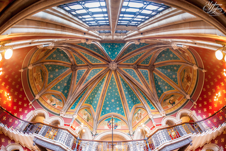 Look-Up London #5: Can You Guess These London Ceilings?