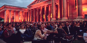 Deal Of The Day: BFI Outdoor Cinema At British Museum