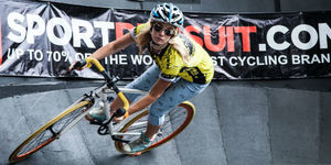 Test Your Pedal Power At London's Pop-Up Velodrome