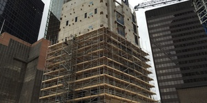 Demolition Begins On London's Smallest Skyscraper