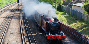 Steam Through Metro-Land And Enjoy A Retro Tea Time