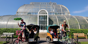Win A Spicy Day Out At Kew Gardens, With Gin!